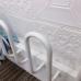 EV-60 3 Pair White Freestanding Industrial Electric Shoe Dryer