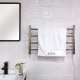 EV-4R EVIA Wall Mounted 304 Stainless Steel Heated Towel Rail Bathroom