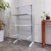 EV-300-1 Bedroom Aluminum Folding 3 Tier Electric Clothes Drying Rack