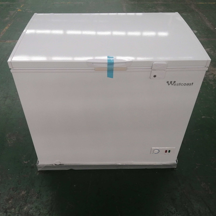 Wholesale-Big-Size-251L-Commercial-Chest-Freezer-with-Lock-and-Light-LBCF251