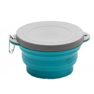 Silicone Folding Bowl Two Sizes 720ml & 1000ml
