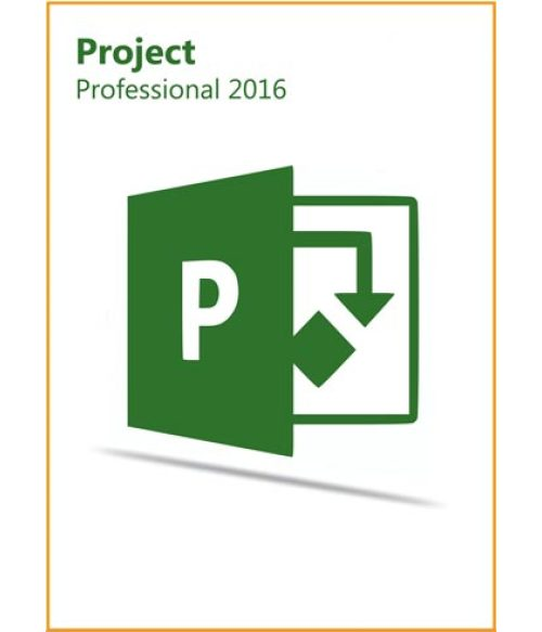 Project Pro Professional 2016 Key Global