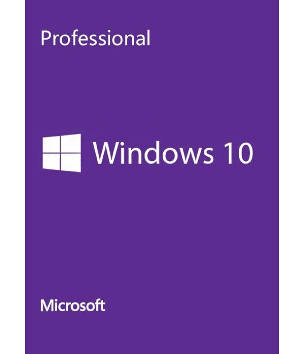 Windows 10 Pro 1 License KEY GLOBAL
