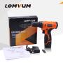 Gold Supplier Mini Power Tools Electric Cordless Screw Driver Drills