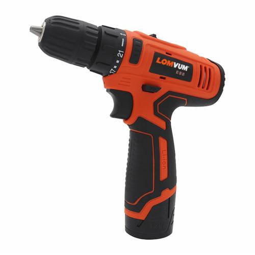Lomvum Power Tools 12V Electric Cordless Drill