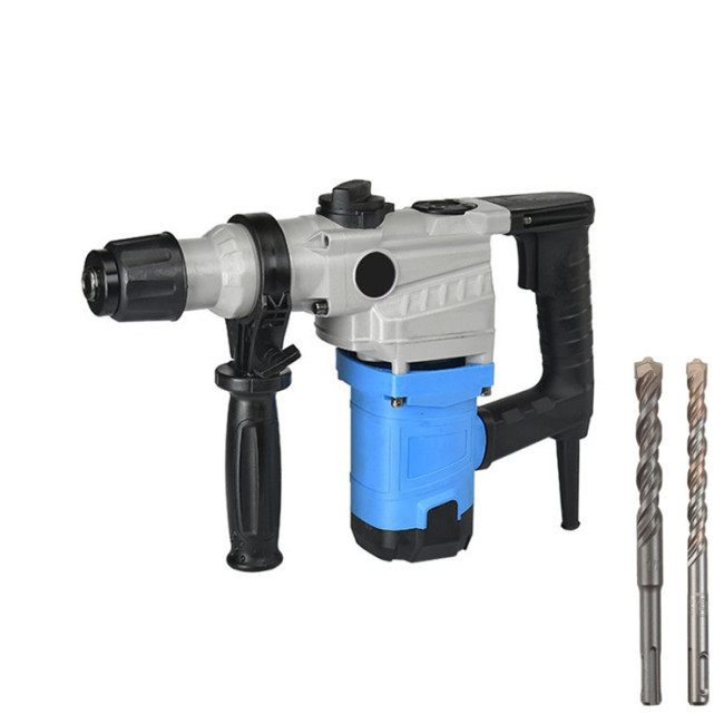 Lomvum Power Tools SDS Plus Rotary Drilling Hammer Drill
