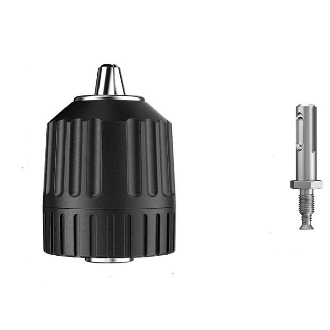 10mm/13mm keyless mini drill chuck for power drills