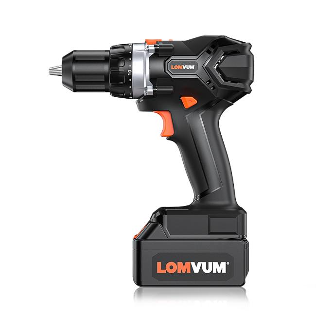 20V Brushless Impact Cordless Drill