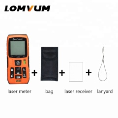 Lomvum LVB40M Hot Sales Cheap Digital Measurement Range Finder  Laser Distance Meter