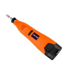 LOMVUM  12V Carving Engraving Rotary Tool Kit Cordless Electric Grinder Die grinder 3MM