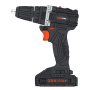 LOMVUM Brushless Electric Drill Screwdriver Drills Lithium Battery Power Tools