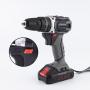 LOMVUM 20V Electric Drilling Machine Drills Brushless Motor Cordless Drill