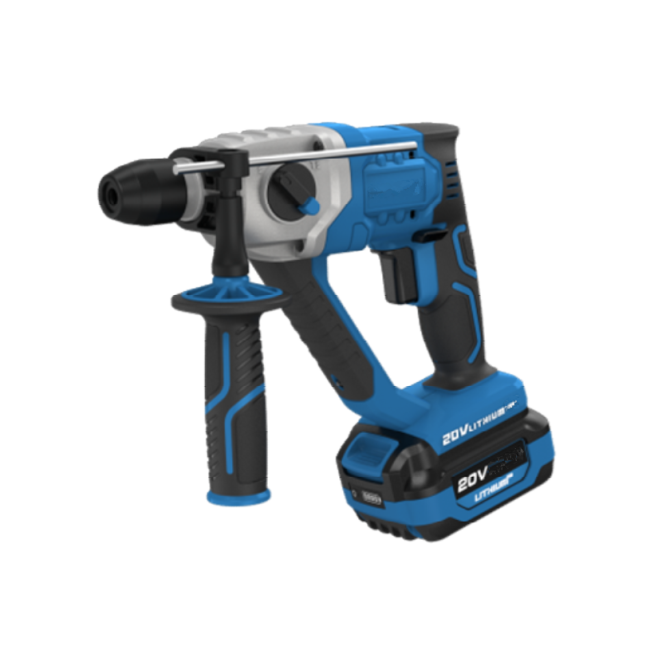 18V Brushed cordless rechargeable hammer drill