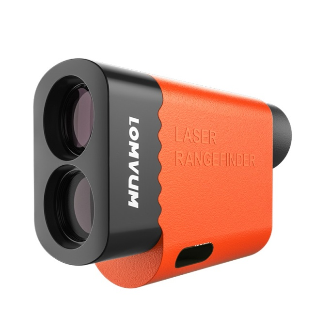 LOMVUM Telescope Golf Laser Distance Range finder 1500M Sport Telemeter  Laser Tape Measure