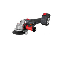 Lomvum Power Tools 18V 115mm Rechargeable Battery Brushless Cordless Angle Grinder