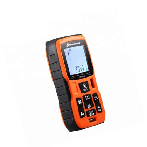 Lomvum LVB120M Cheap Digital Measure tape Laser Distance Meter rangefinder