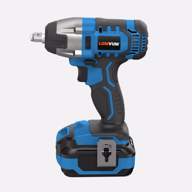 18V/20V Li-ion Electric Cordless Brush Impact Wrench