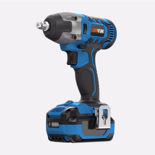 Cordless Electric Brushless Impact Wrench