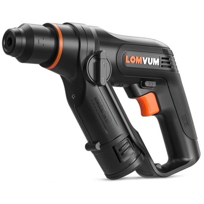 Professional hammer drill cordless rotary hammer with lithium battery
