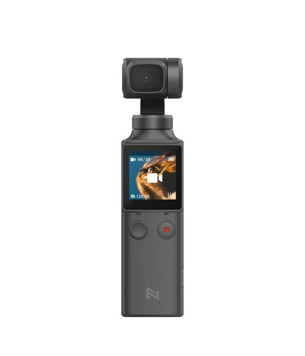 Original FIMI PALM Gimbal Camera stabilizer 128 degree wide angle 4K UHD micro 3-axis handheld camera 240mins Smart Track Built-in Wi-Fi Control