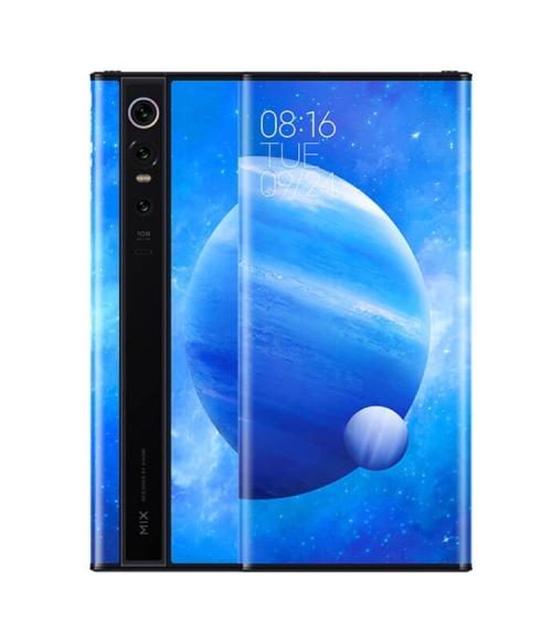 "Xiaomi MIX Alpha 12GB 512GB Snapdragon 855 Plus 7.92"" OLED 108MP 5G Super Flagship Triple Cameras 4050mAh Smartphone"