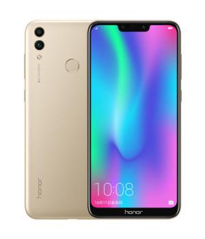 Original Honor 8C 3 Slots Face ID 6.26 inch 4GB 32GB Dual 4G, 4GB+32GB smartphones,Built in 4000mAh high capacity battery