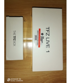 TFZ/Jin Sexiang Ye LIVE 1 headset wired in-ear noise reduction computer music anchor live HIFI with wheat eat chicken monitor high sound quality Apple Android Huawei general girl