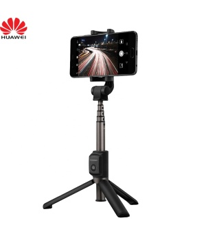 Original Huawei Honor AF15 Selfie Stick Tripod (Wireless) 360 degree free rotation lightweight and portable
