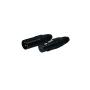 Good Quality Black 3 Pin XLR Female Male 3Pin Microphone XLR Plug