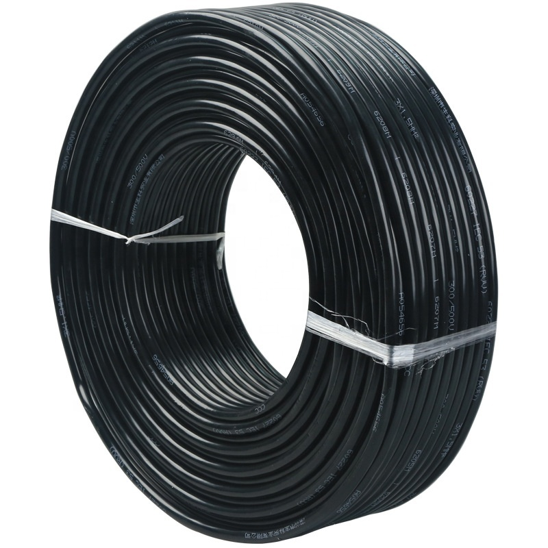 PVC insulated power wire copper  electrical cable