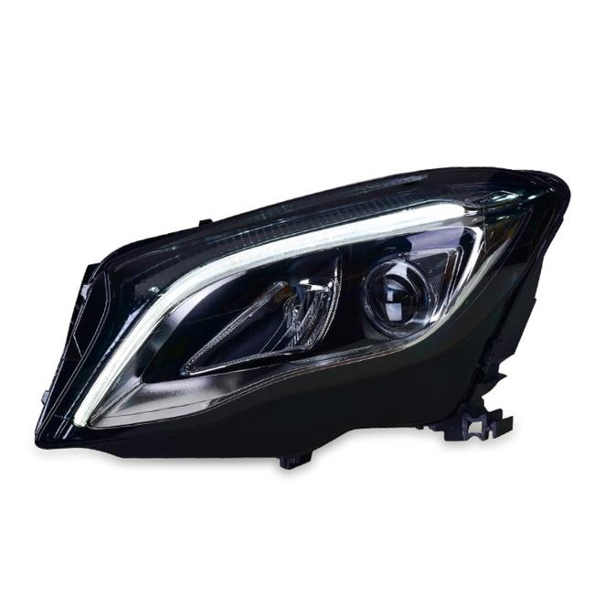 Best Quality Car Auto Full LED Headlight Headlamp Assembly For 15-19 Model Mercedes-benz GLA