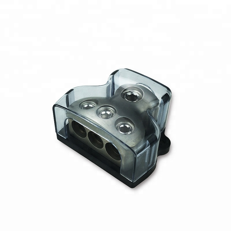 2019 new car audio power distribution block