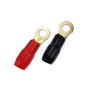 1/0 gauge 2ga 4 gauge 6ga 8 gauge ring terminal crimp ring terminal for car battery