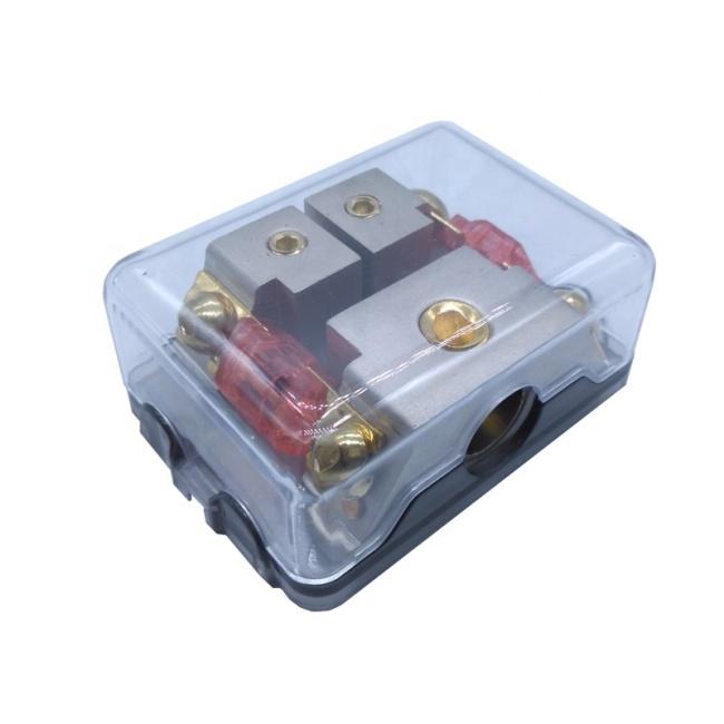 car audio mini anl fuse holder with fuse automotive fuse block