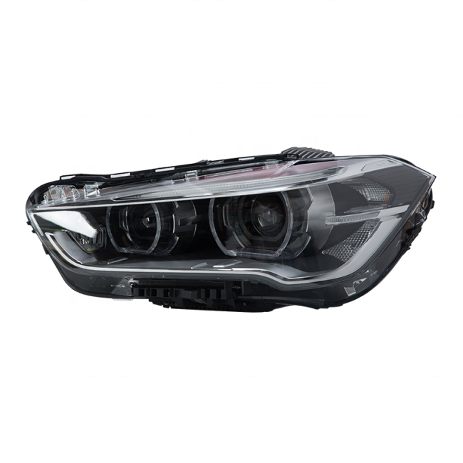 2020 New Style Car Auto LED Headlight Headlamp Assembly For 16-19 Model BMW X1