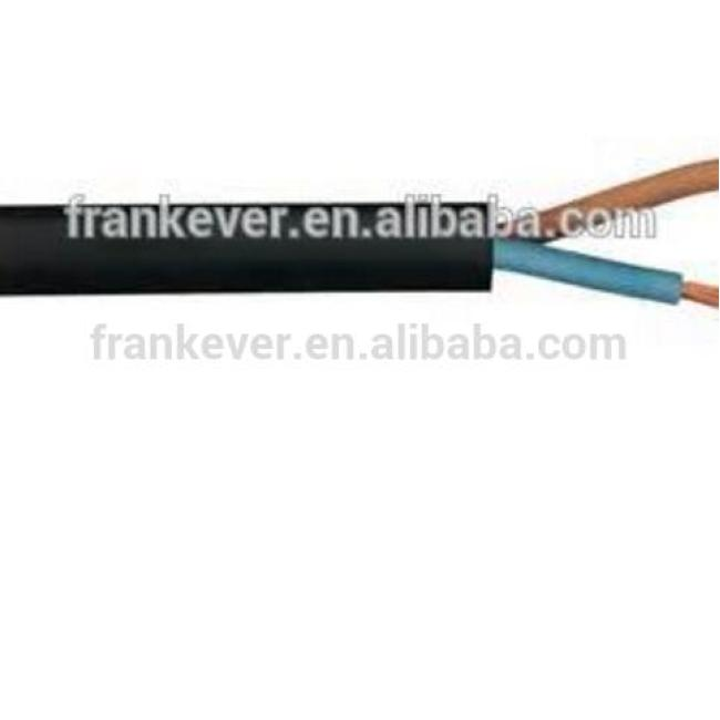 2 cores VED rubber cable H07RN-F,flexible cable