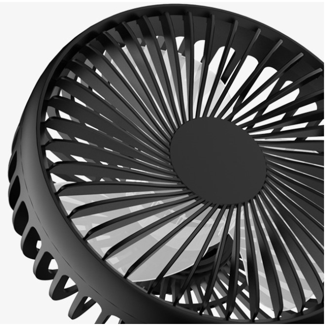 Single Head Small Electric fan for Car inner Air cooling fan Portable