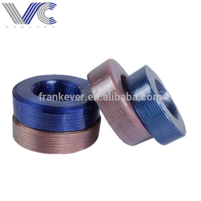 OEM Customized car audio speaker cable speaker wire
