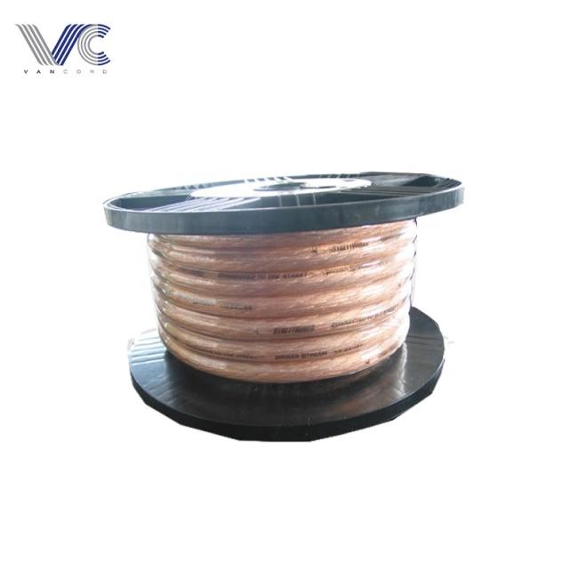 Frankever 0GA car power cable