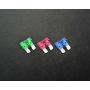 MEDIUM ATC (ATO) 4A Nickel plated Auto Fuse for inline fuse holder