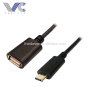 Type C Male to USB B Male USB2.0 Cable 3.0A 480Mbps