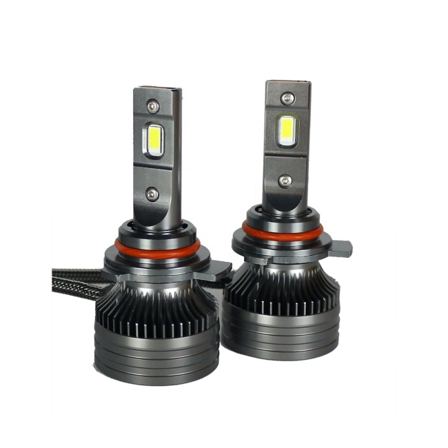 Anti-EMC headlight 5000lm 6000k H1 H7 H11 9005 9006 car led headlight