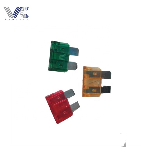 Frankever hot selling ATO fuse(5A,7.5A,10A,15A,25A,30A)