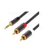 High quality 3.5mm Male To RCA male Stereo Audio Cable