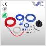 Auto car cable kits amp wiring kits
