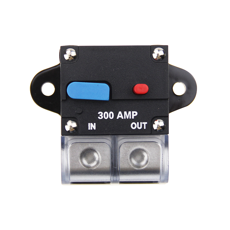 300A DC Automatic Circuit Breaker with gold plate