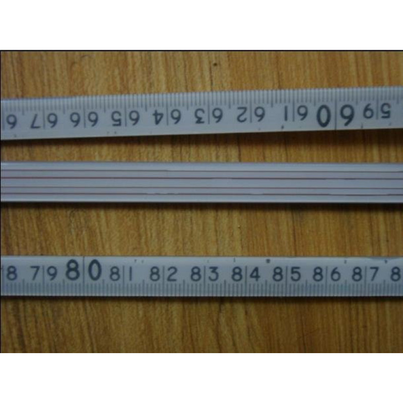 new steel ruler cable