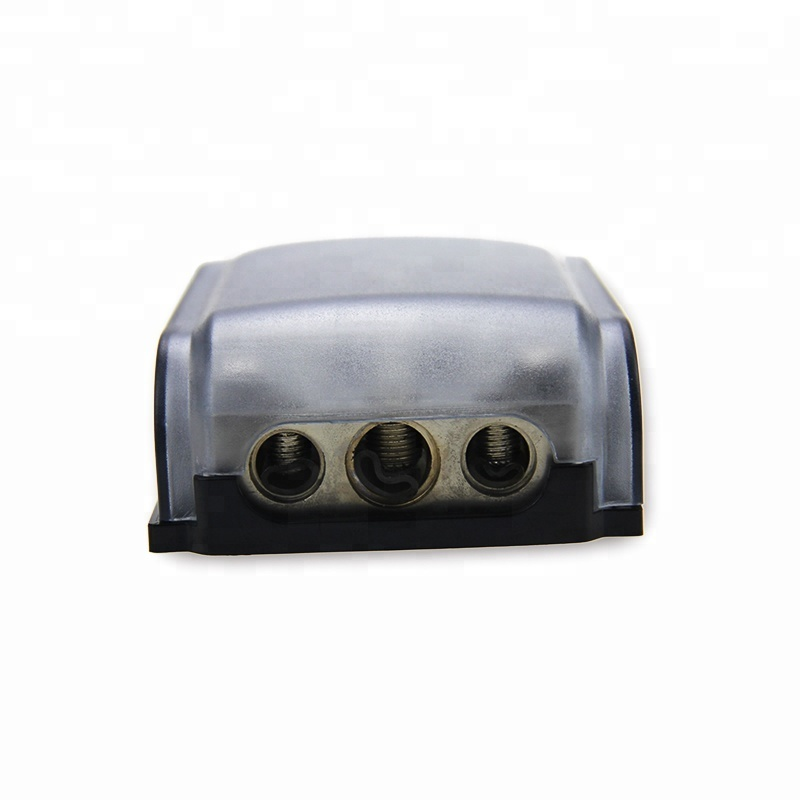 High quality Frosted Nickel Plated Car Fuse Box fuse holder