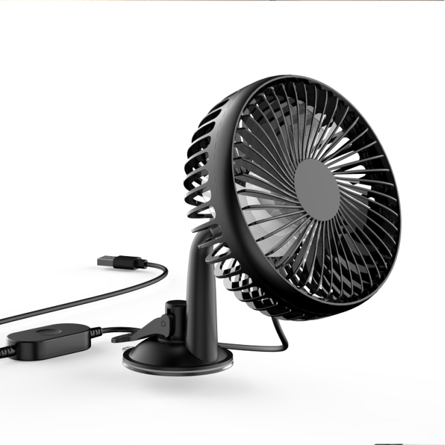 Small Electric fan for Car inner Air cooling fan Portable