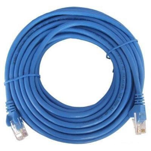 Hot sale Utp blue color cat 6 utp cable 2m